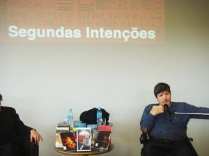 Segundas Intenções com Marcelo Rubens Paiva