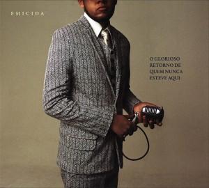 Capa do álbum.