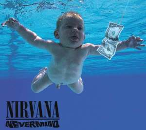 Album Nevermind - Nirvana.