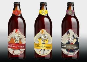 Cerveja Velhas Virgens.