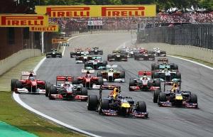 FORMULA 1 - Brazilian GP