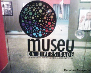 Museu da Diversidade.