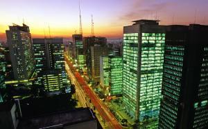 Cidade de São Paulo.