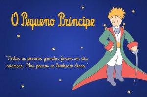 O Pequeno Príncipe.