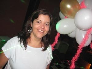 D. Sidinéia, mãe da nossa colunista Thais Calado.