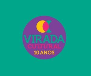 Virada Cultural 2014 - 10 anos!