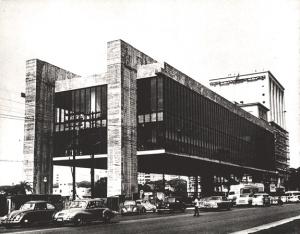 Foto: Museu do MASP antigamente – site flanela paulistana