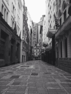Centro velho. Foto: Fernanda Saraiva